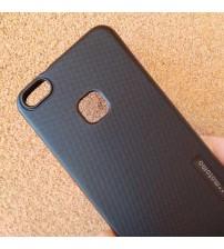 Калъф за Huawei P10 Lite силиконов гръб черен