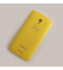 Заден капак за Alcatel Pop Star 5022 жълт