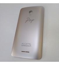 Заден капак за Alcatel Pop Star 5022 златен
