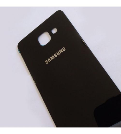Заден капак за Samsung Galaxy A5 A510 2016 черен