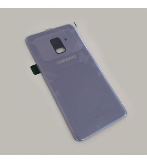 Заден капак за Samsung Galaxy A8 A530 2018 сив