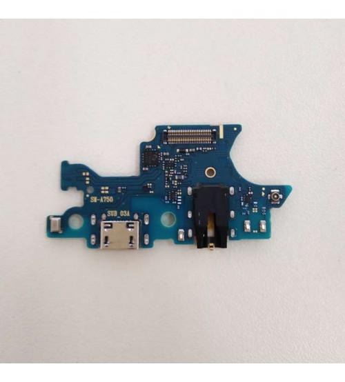 Модул с букса за зареждане за Samsung A7 2018 A750