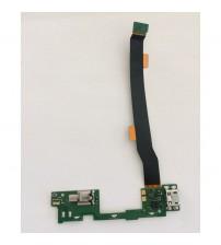 Платка с USB букса за зареждане за Alcatel Idol Alpha 6032