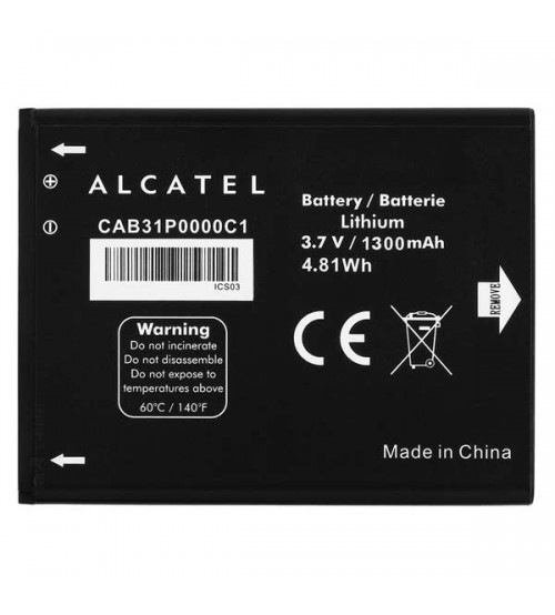 Батерия за Alcatel One Touch Pop C3 4033 CAB31P0000C1