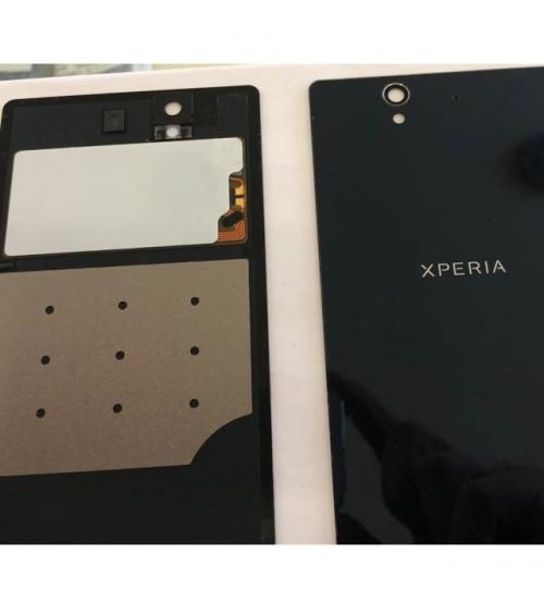 Заден капак за Sony Xperia Z C6603 черен