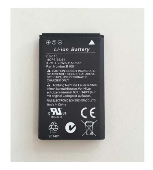 Батерия за CAT B100 CB-115
