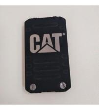 Заден капак за CAT B100 черен