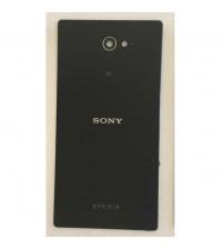 Заден капак за Sony Xperia M2 D2305 черен