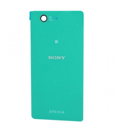 Заден капак за Sony Xperia Z3 Compact D5803 зелен