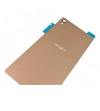 Заден капак за Sony Xperia Z3 D6603 златен
