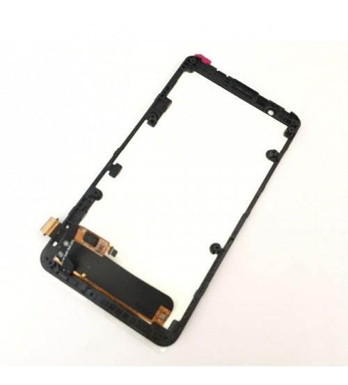 Дисплей с тъч скрийн за Sony Xperia E4 E2105 черен