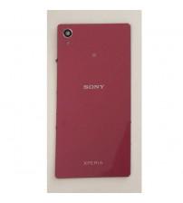 Заден капак за Sony Xperia M4 Aqua E2303 червен