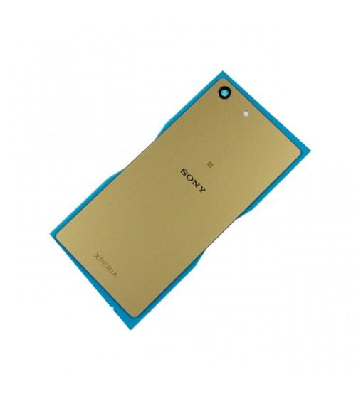 Заден капак за Sony Xperia M5 E5603 златен