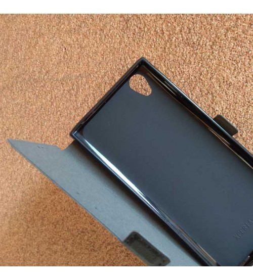 Калъф за Sony Xperia E5 F3311 флип тефтер Book черен