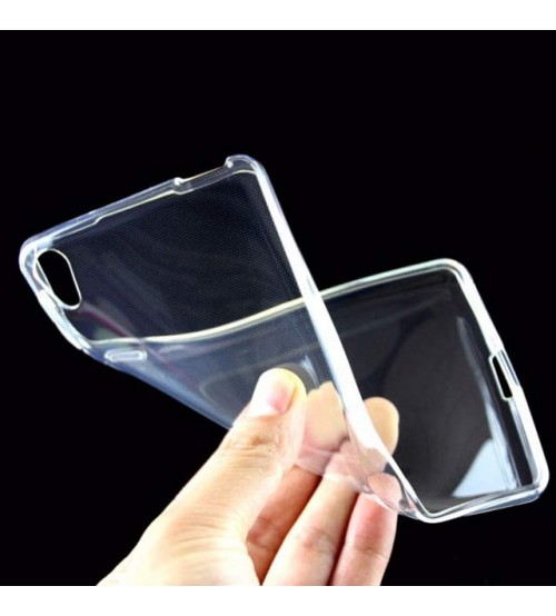 Калъф за Sony Xperia E5 F3311 силиконов гръб прозрачен