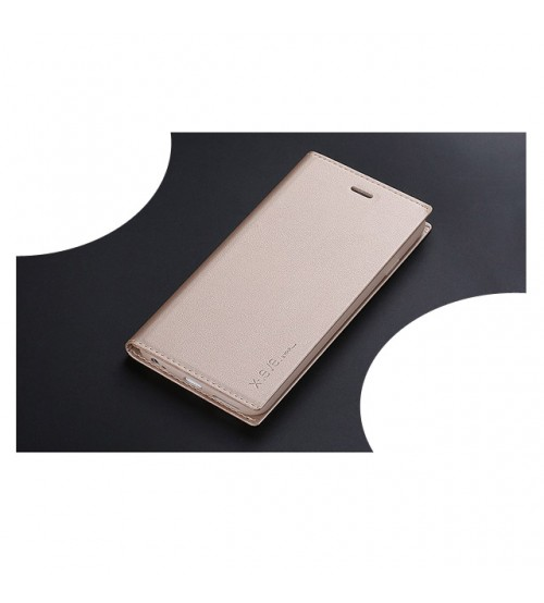 Калъф за Samsung Grand Prime G530 тефтер златен Fib Color