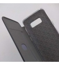 Калъф за Samsung S8 Plus G955 флип тефтер черен Lux