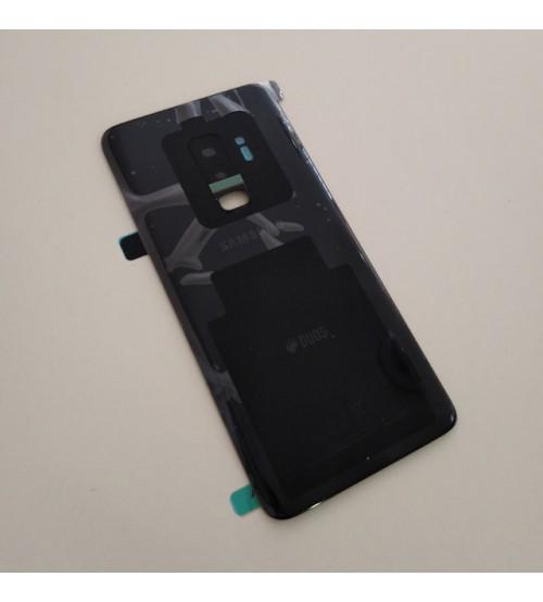 Заден капак за Samsung Galaxy S9 Plus G965F DS черен