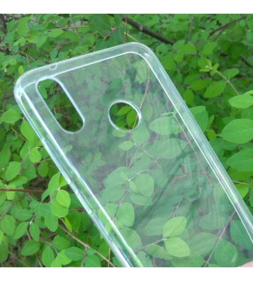 Калъф за Huawei Honor 8X силиконов гръб прозрачен