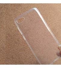 Силиконов калъф за HTC Desire 12 гръб прозрачен