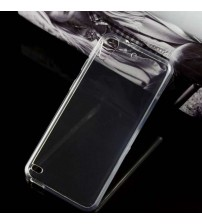 Силиконов калъф за HTC Desire 530 прозрачен гръб