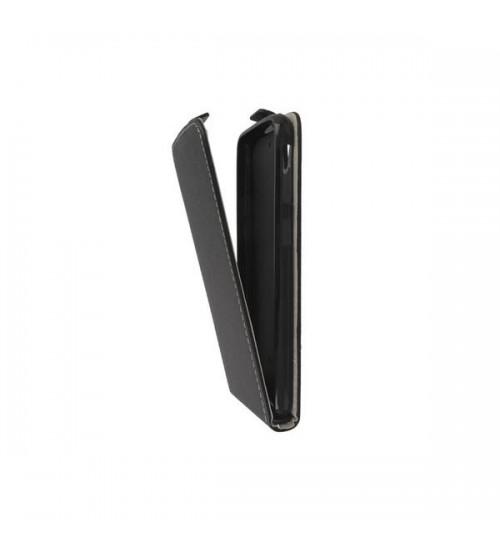 Калъф тефтер за HTC Desire 626G черен Flexi