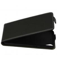 Калъф тефтер за HTC Desire 650 черен Flexi