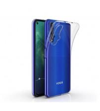 Калъф за Huawei Nova 5T силиконов кейс прозрачен