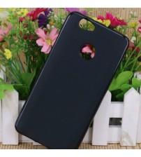 Калъф за Huawei Nova силиконов гръб черен