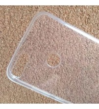 Калъф за Huawei P Smart силиконов гръб прозрачен