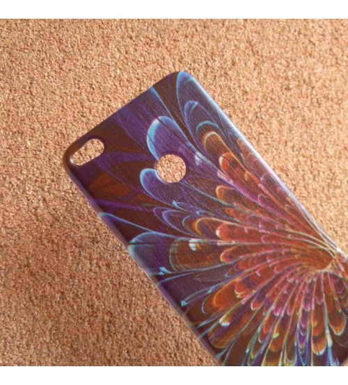 Калъф за Huawei P Smart силиконов гръб Design