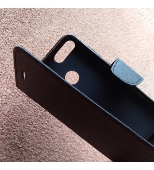 Калъф за Huawei P Smart флип тефтер Book черен