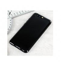 Калъф за Huawei P10 силиконов гръб черен