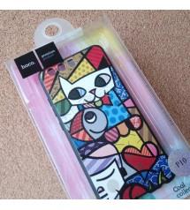 Калъф за Huawei P10 силиконов кейс HOCO CAT