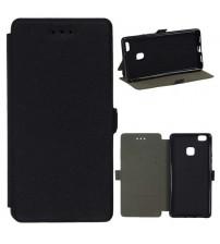 Калъф тефтер за Huawei P10 Lite черен Book Pocket