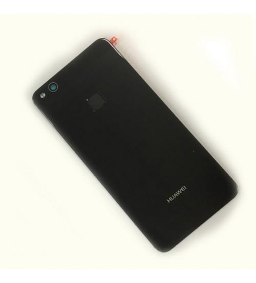 Заден капак за Huawei P10 Lite черен