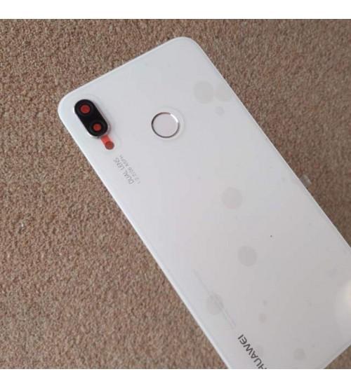 Заден капак за Huawei P20 Lite розов