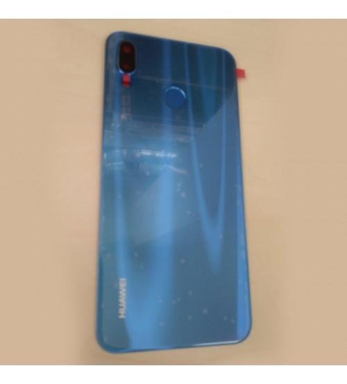Заден капак за Huawei P20 Lite син