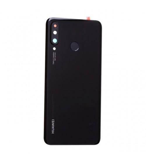 Заден капак за Huawei P30 Lite черен