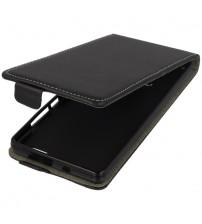 Калъф тефтер за Huawei P8 Lite черен flexi