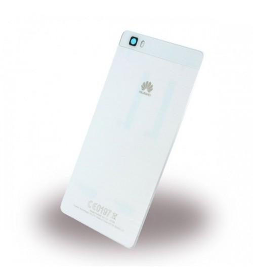 Заден капак за Huawei P8 Lite бял