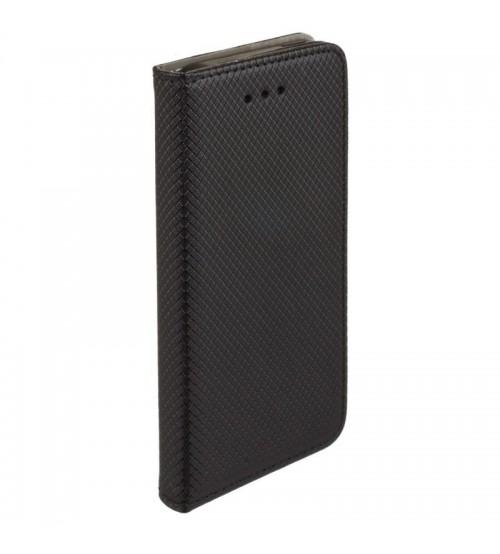 Калъф за Huawei P9 Lite флип тефтер Magnet Book черен