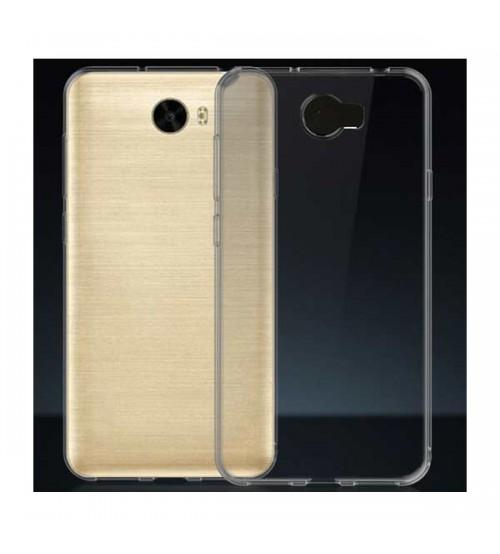 Калъф за Huawei Y5 II силиконов гръб прозрачен