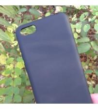 Калъф за Huawei Y5 2018 силиконов гръб черен Lux