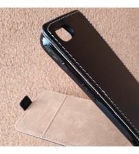 Калъф за Huawei Y5 2018 тефтер черен Flexi