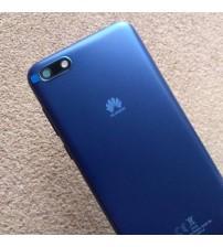 Заден капак за Huawei Y5 2018 тъмно син