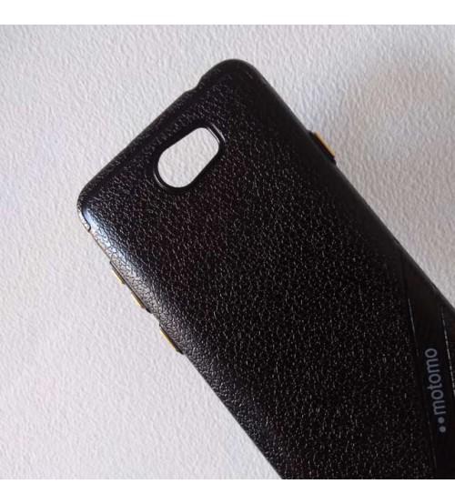 Калъф за Huawei Y6 II Compact силиконов гръб черен Lux