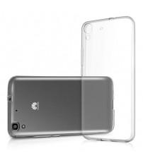 Калъф за Huawei Y6 II силиконов гръб прозрачен