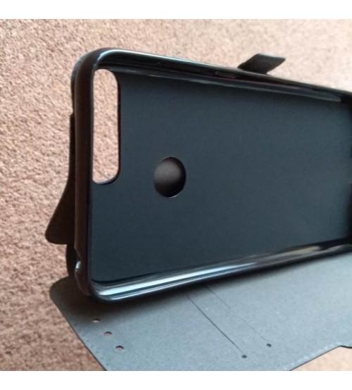 Калъф за Huawei Y6 2018 флип тефтер Book черен