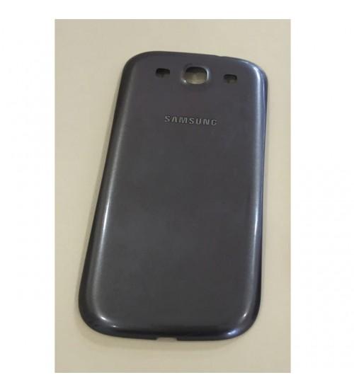 Заден капак за Samsung Galaxy S3 i9300 графит